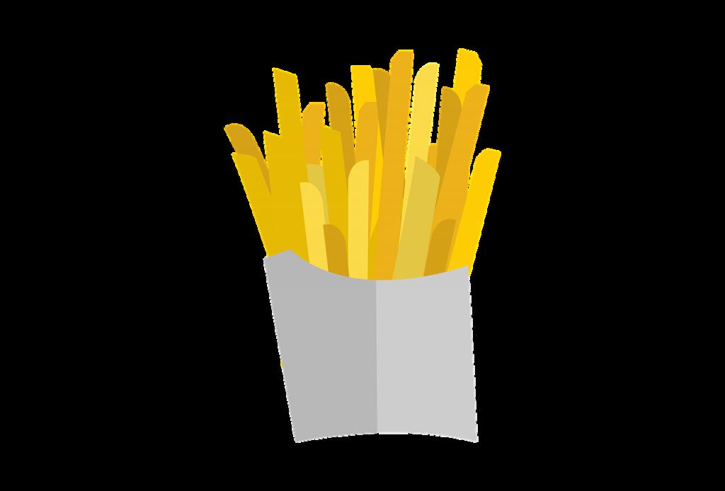 potatoes, chips, food